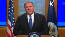 Mike Pompeo again declines to present evidence of 'imminent' threat that led to strike against Iranian general