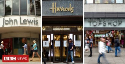 UK firms slash 11,000 jobs in two days in retail and aviation
