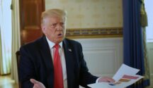 Trump on Covid death toll: 'It is what it is'