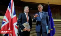 Brexit: Trade talks hang in balance as UK rejects EU ultimatum