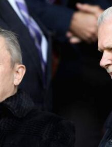 David Sullivan: West Ham co-owner says transfers a significant challenge