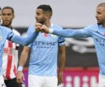 Sheffield United 0-1 Manchester City: Kyle Walker scores winner against former club