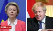 Brexit trade talks: UK and EU to 'go the extra mile' in effort to agree deal